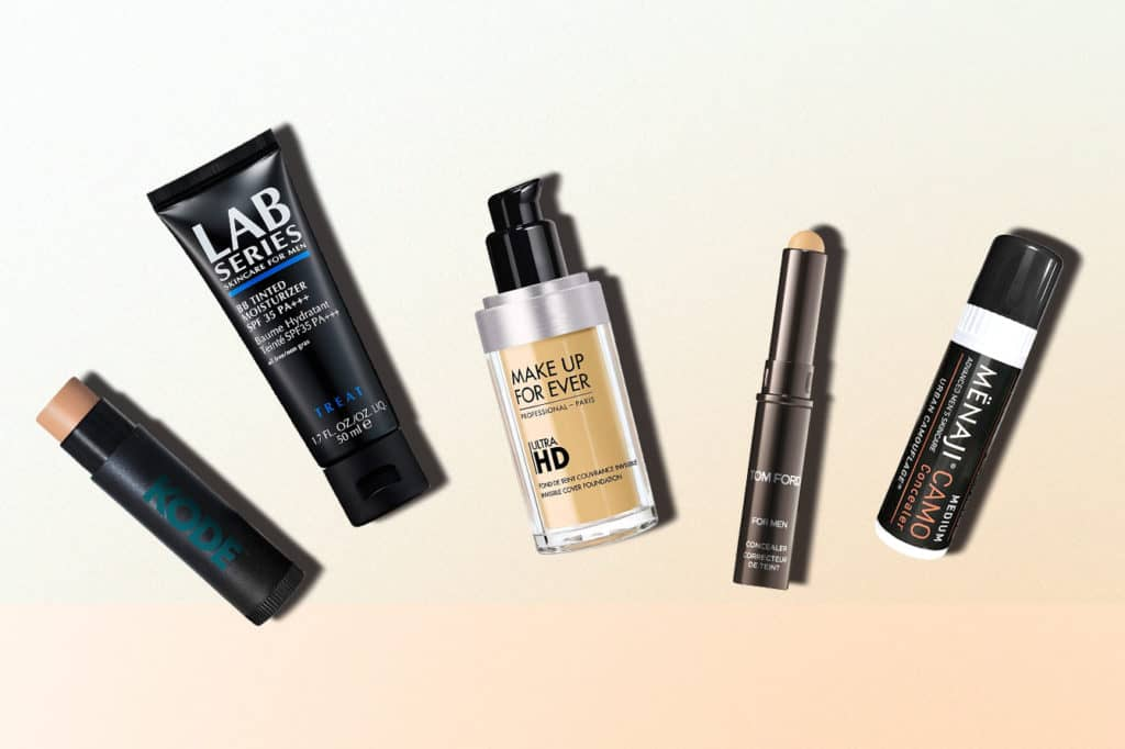 Best Concealers for Men