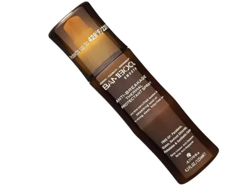 Alterna Bamboo Smooth Anti Breakage Heat Protectant Spray