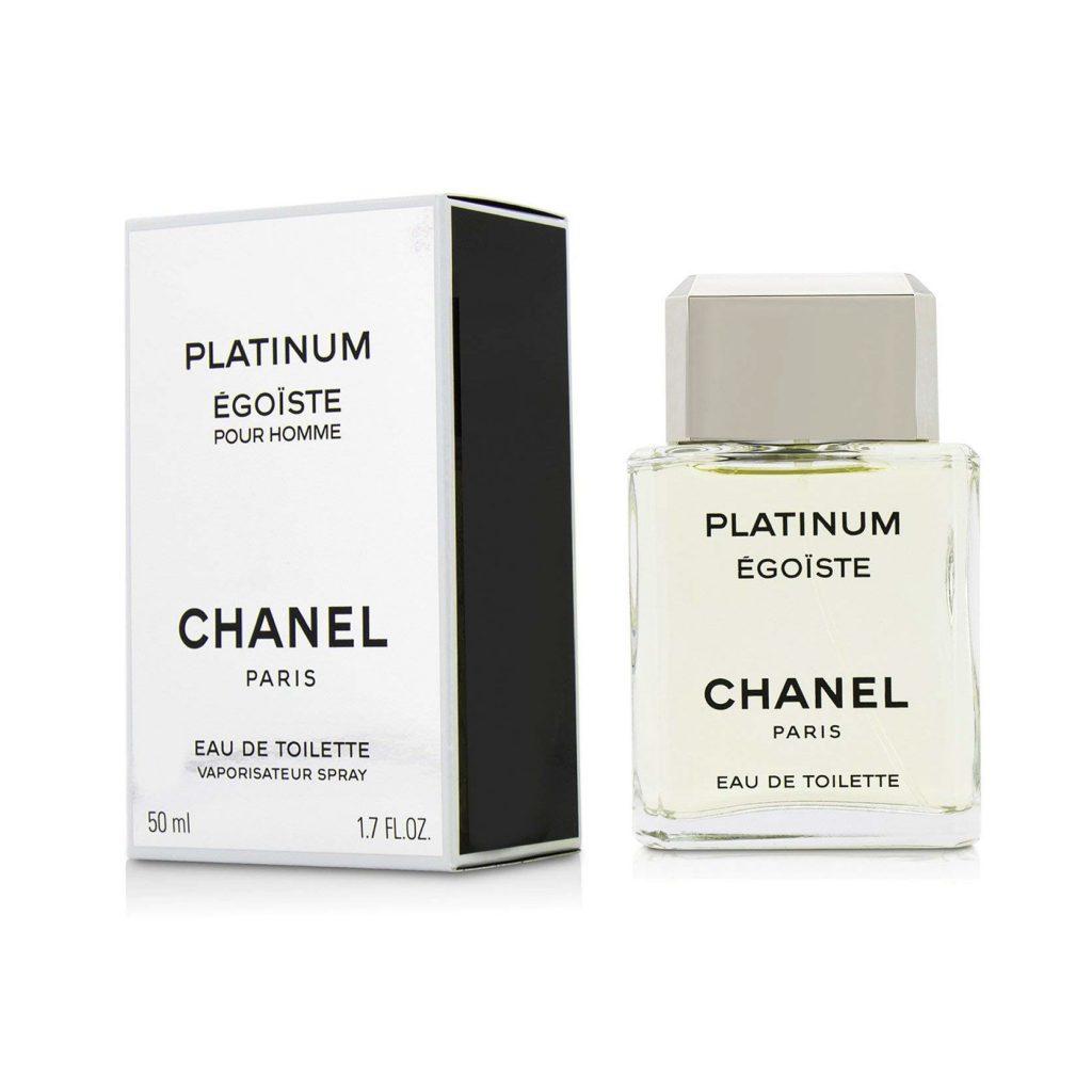 Chanel Egoiste Platinum for Men