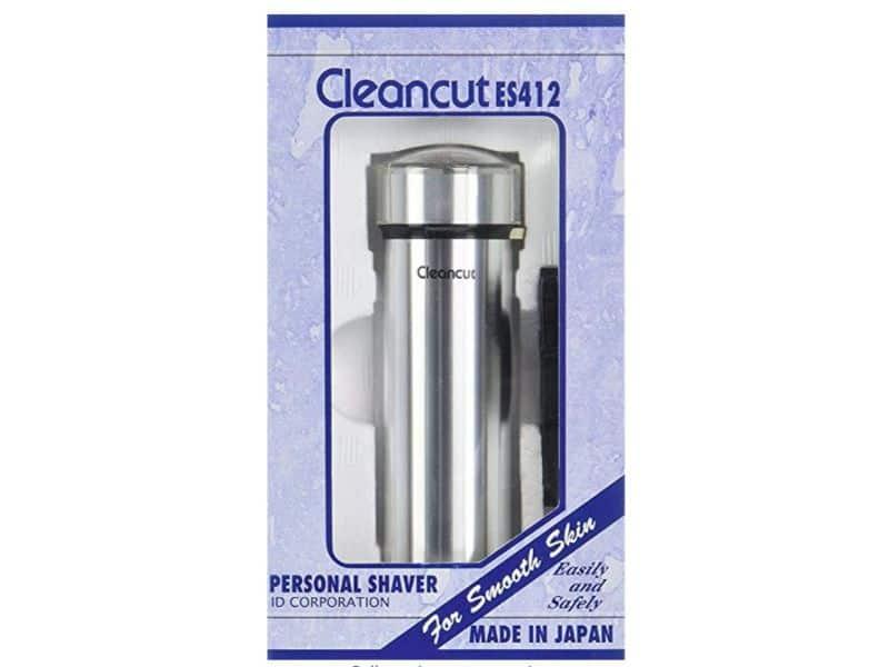 Cleancut - ES412 - Intimate and Sensitive Area Shaver