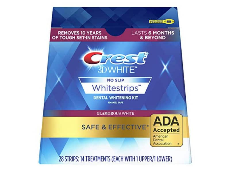 Crest 3D White Professional Effects Whitening Strips