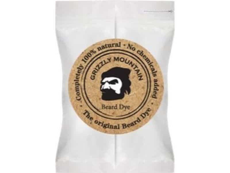 Grizzly Mountain Beard Dye