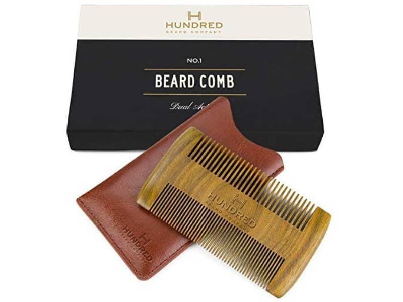 Huntsman Dual Action Beard Comb