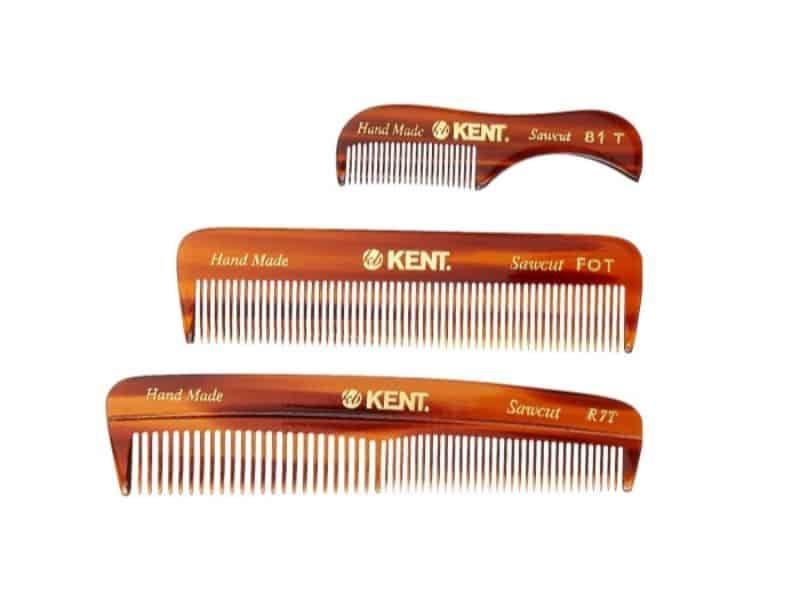 Kent Handmade Combs Set