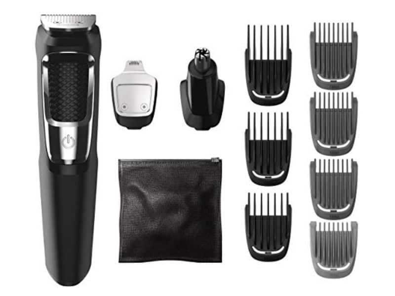 Philips Norelco Multigroom All-in-One Trimmer Series 3000 MG3750/50