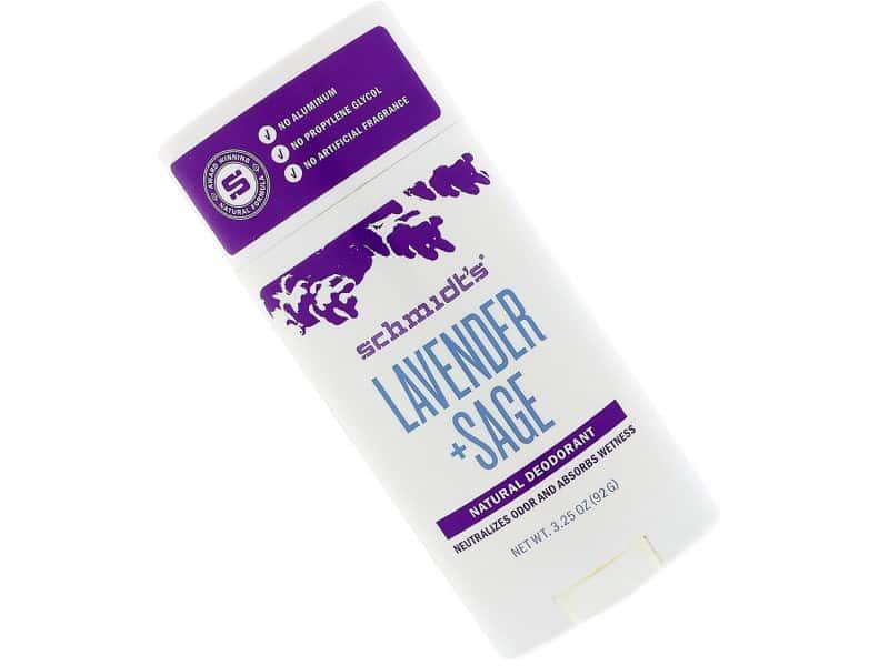 Schmidt's Natural Lavender Sage Women's Deodorant & Antiperspirant