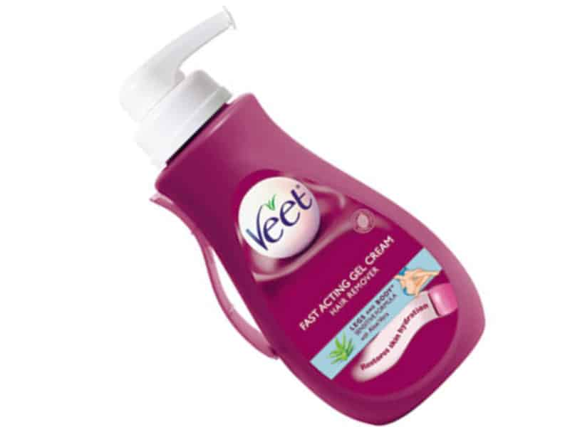 Veet Sensitive Formula Gel Hair Remover Cream