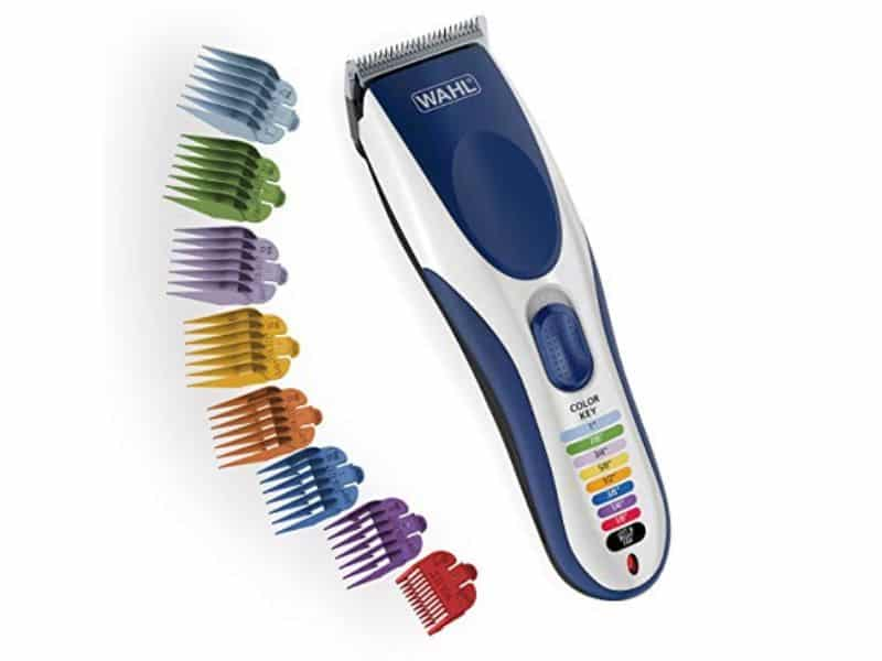 Wahl Color Pro Cordless Rechargeable Hair Clipper & Trimmer Model 9649