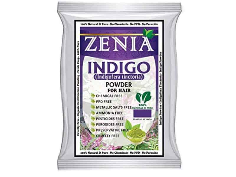 Zenia Indigo Powder