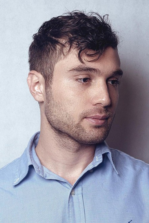 Man with Textured Fringe