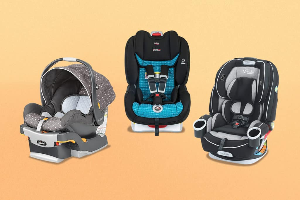 Best Car Seat for Infants & Toddlers