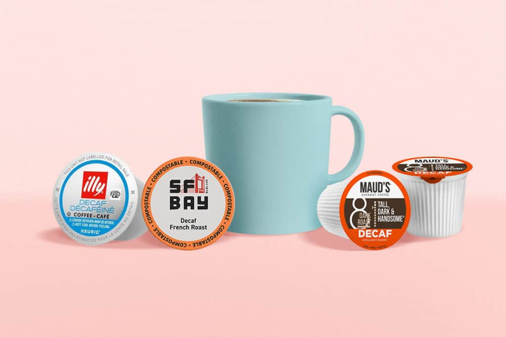 Best Decaf K-Cups
