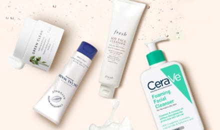Best face wash cleansers for women