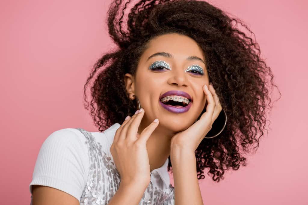 Best Glitter Makeup