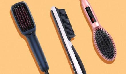 Best Hair Straightening Brushes
