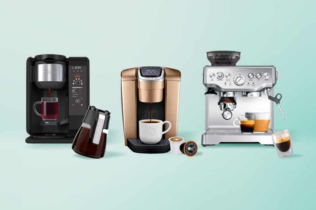 7 Best Smart Coffee Makers 2021