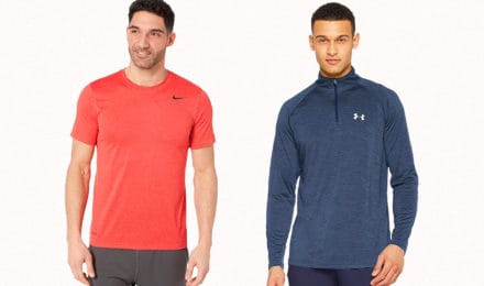 Best Workout Shirts for Men