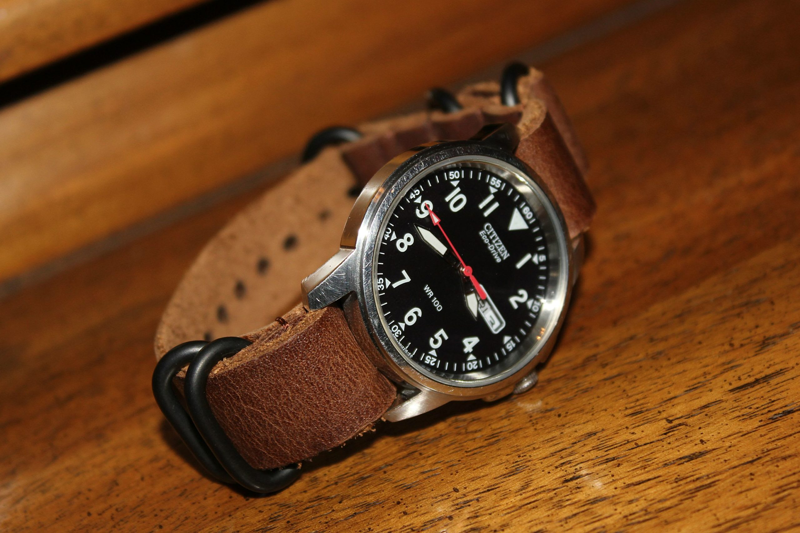 Original Citizen Eco-Drive watch