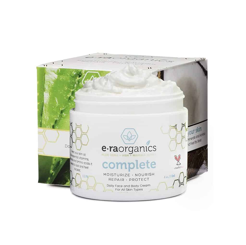 Era Organics Face Moisturizer Cream