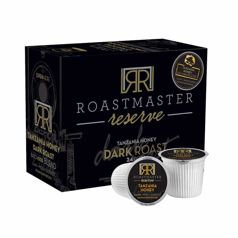 Roastmaster Reserve Dark Roast Coffee