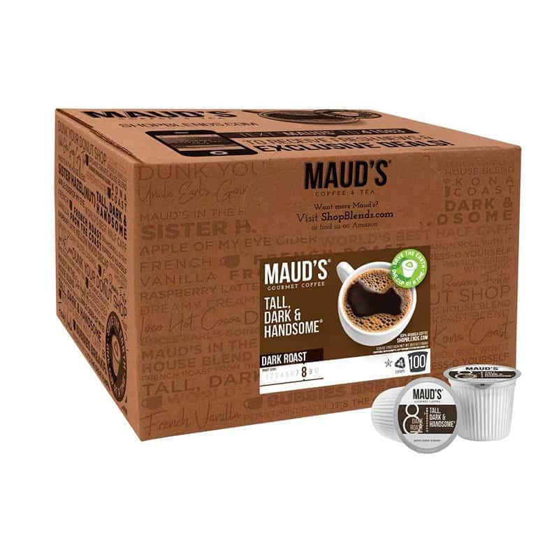 Maud's Dark Roast Coffee