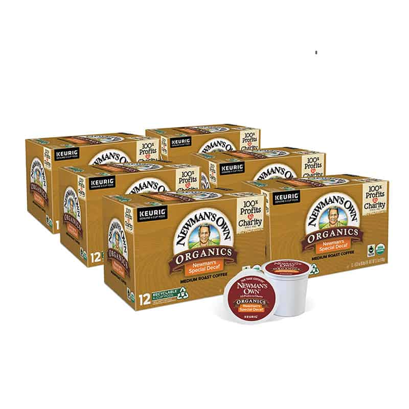 Newman's Own Organics Newman's Special Decaf K-Cup