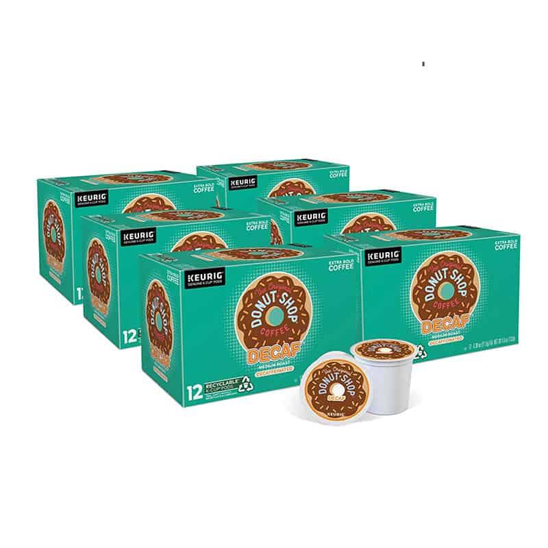 The Original Donut Shop Decaf, Single-Serve Keurig K-Cup Pods