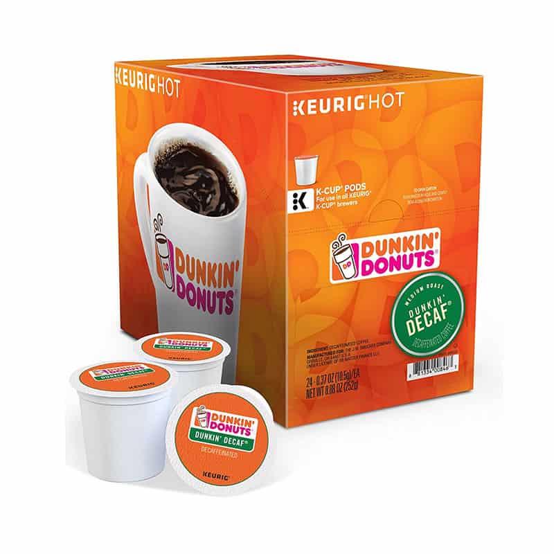 Dunkin Donuts Dunkin Decaf K-Pods