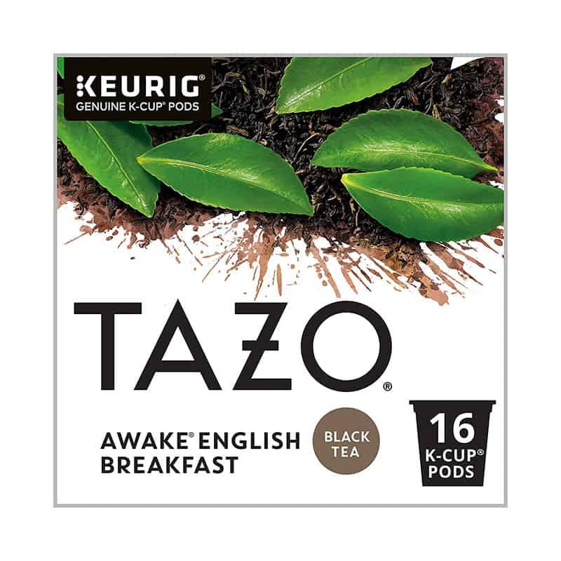 Tazo Awake English Breakfast K-Cup Pods
