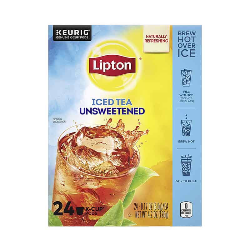 Lipton Iced Tea K-Cup Pods