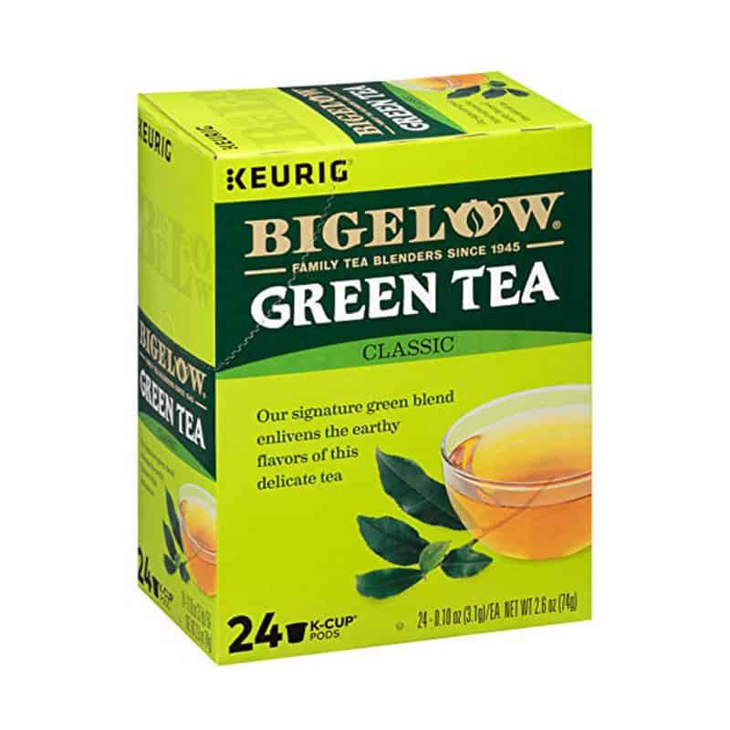 Bigelow Green Tea Keurig K-Cup Pods