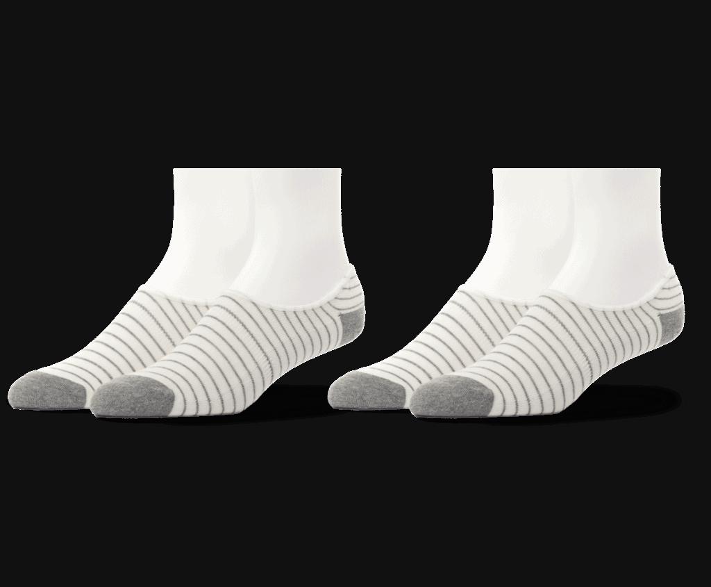 Mack Weldon 2-Pack Everyday No Show Sock