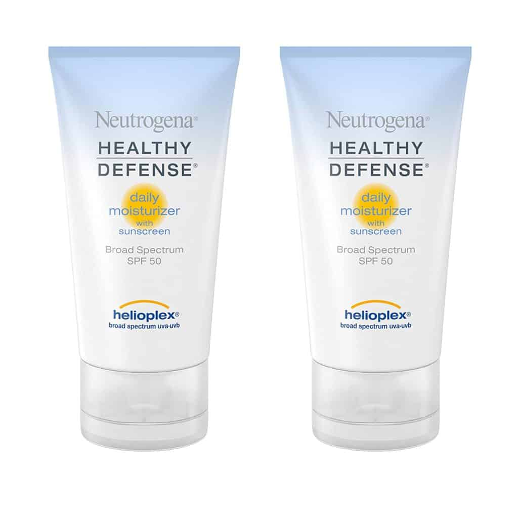 Neutrogena Healthy Defense Moisturizer