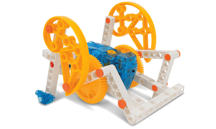 Build Your Own Jumping Robot