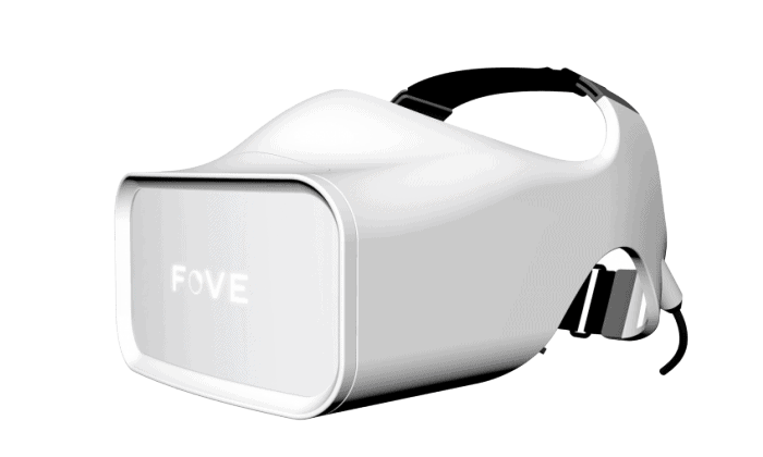 Fove VR Virtual Reality Headset