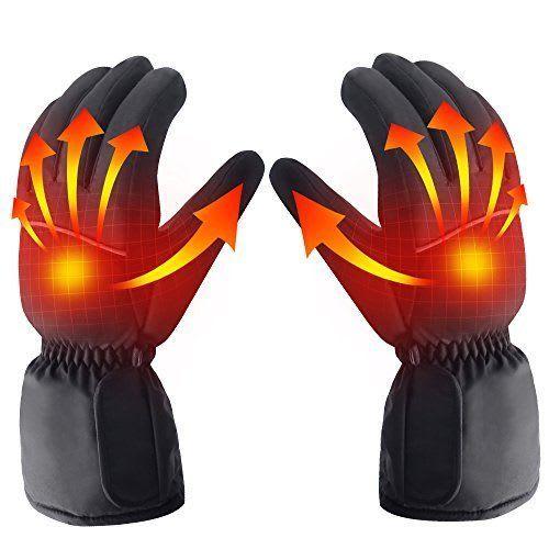 heated mittens