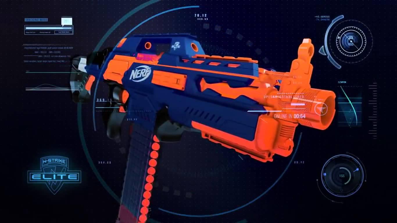 nerf gun modifications