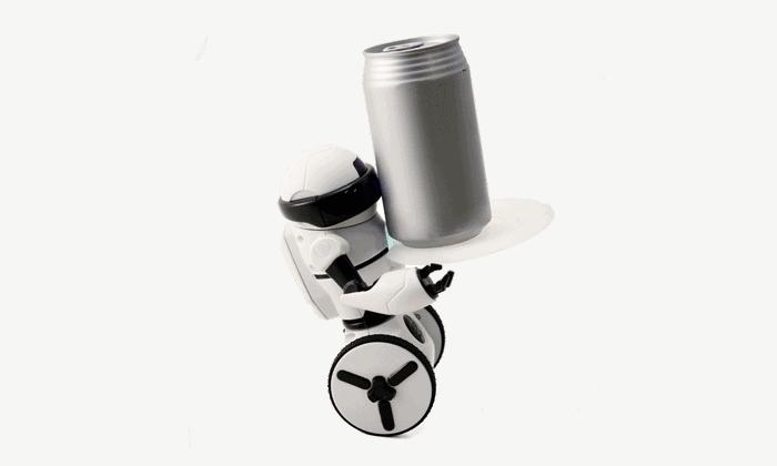 Omnibot Hello! MiP Two-Wheeled Robot