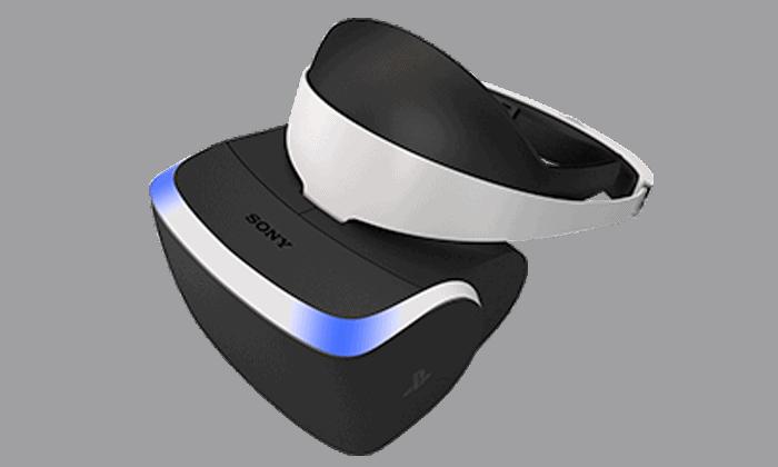 Playstation VR Virtual Reality Headset