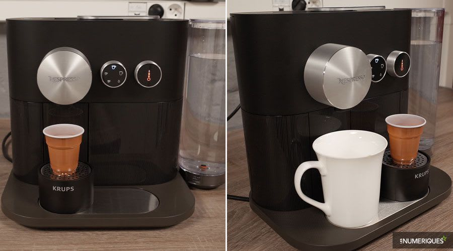 two smart coffee makers