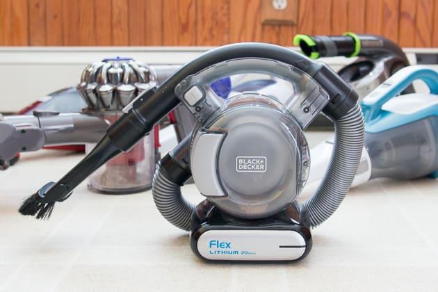 flex lithium vacuum