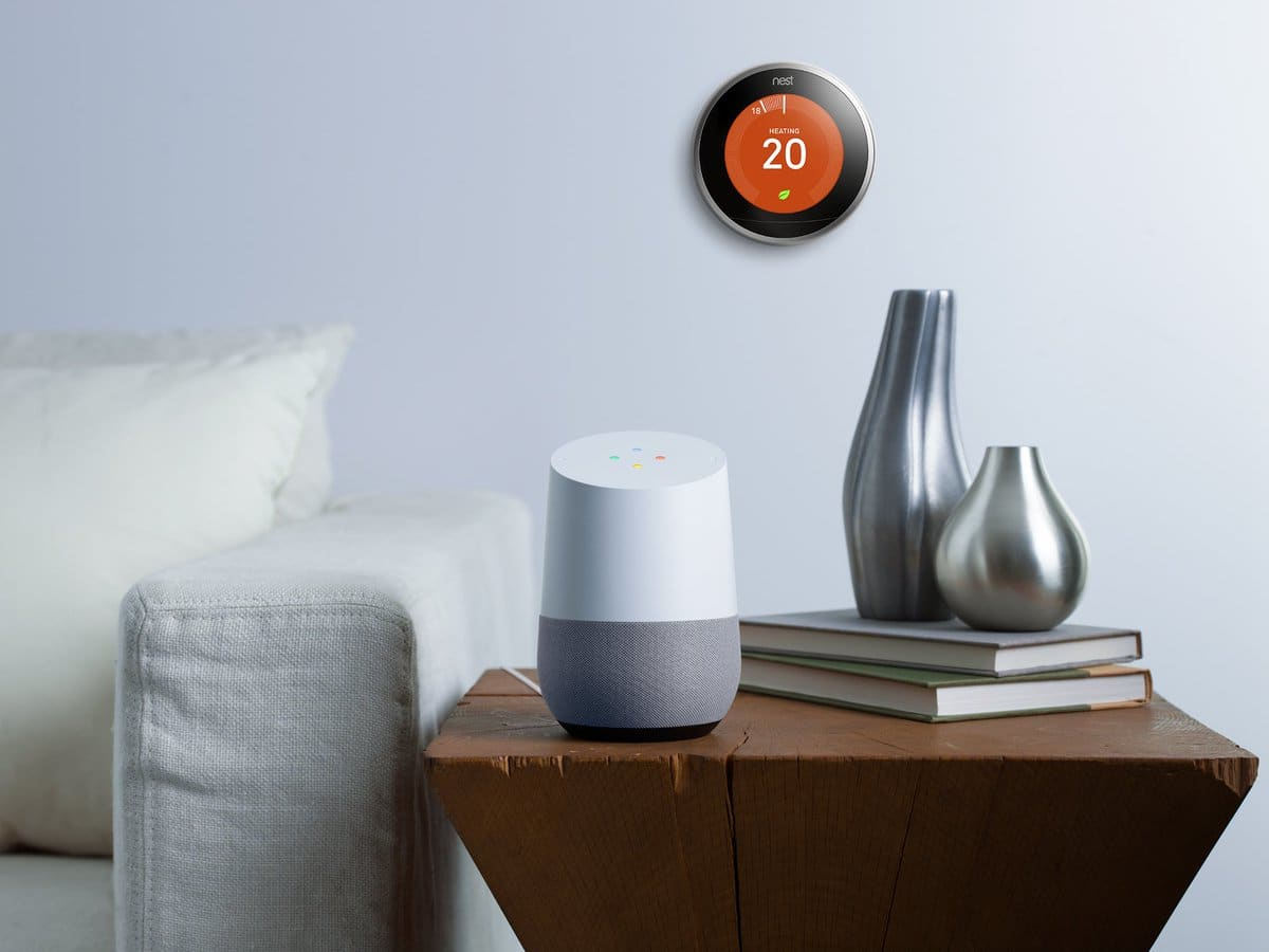 red nest wifi thermostat