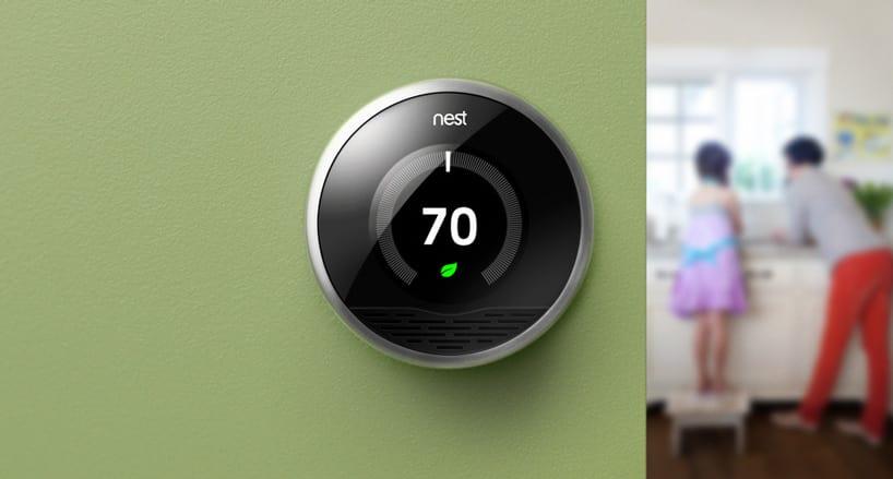 nest wifi thermostat