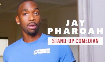 Jay Pharoah's profile
