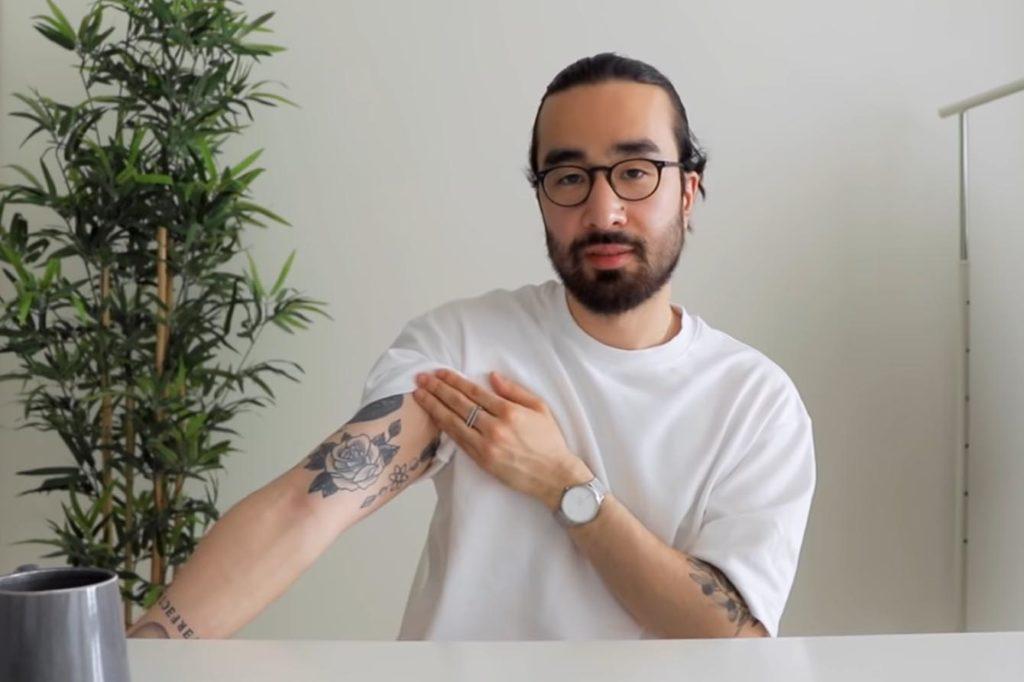 Tim Dessaint takes us on a Tattoo Tour