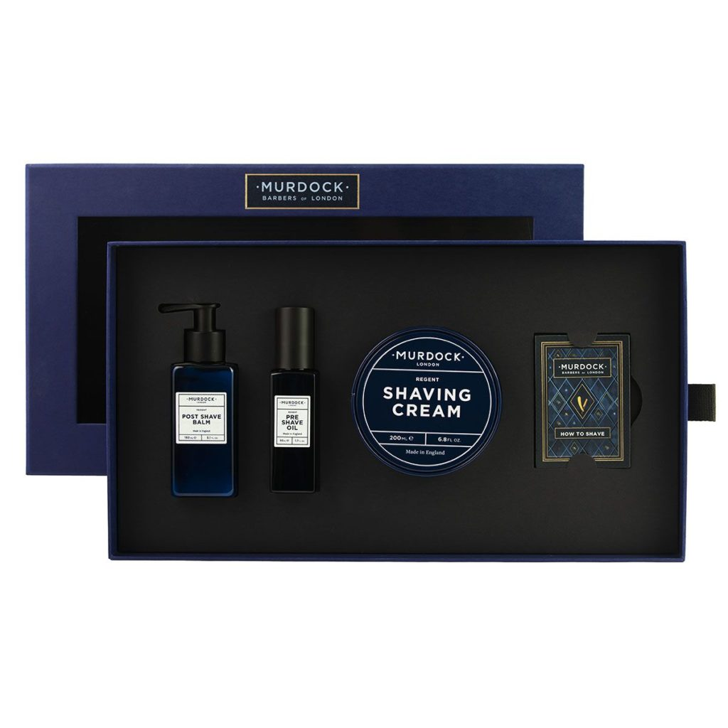 Murdock London Brewer St Collection